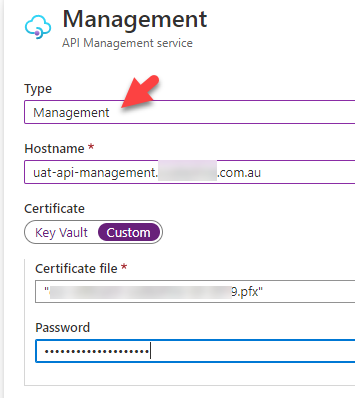 add management point