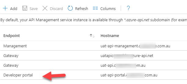 remove legacy portal